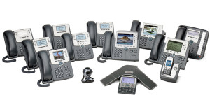 Cisco Enterprise Handsets - 7942, 7970, 7921