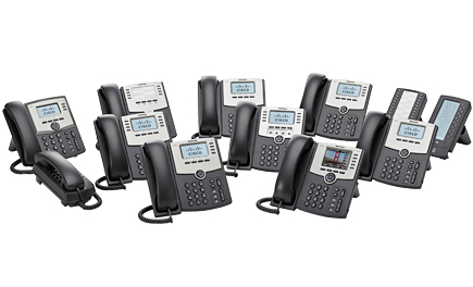 Cisco SPA Phone series